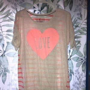 VS short sleeve nightgown